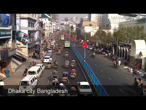 Dhaka city  HD