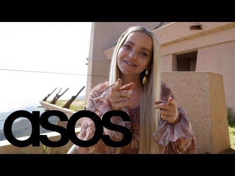 asos.com & Asos Discount Code video: Dove Cameron Reads Fan Tweets | ASOS Magazine