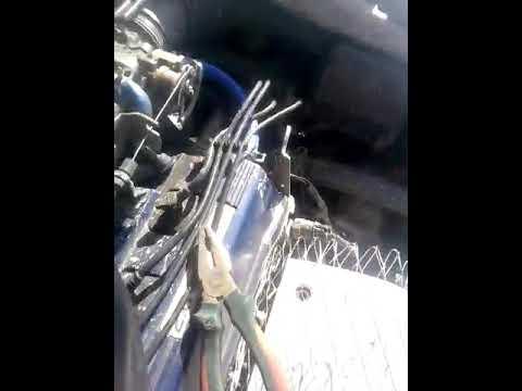 Замена ГТЦ на Toyota Camry SV4# (часть 2)