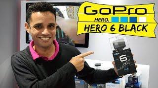 GoPro Hero 6 Black: Veja alguns detalhes e o preço no Paraguai