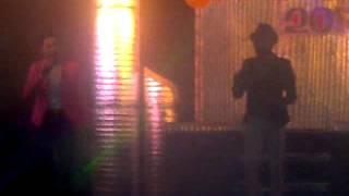 "Live Performance of ""Treasure"" Bruno Mars"