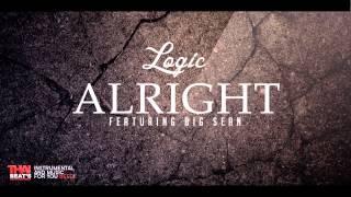 Logic ft. Big Sean - Alright (Studio Instrumental)