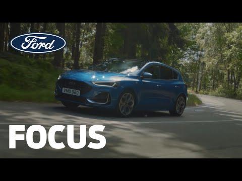 Představení vozu ve 4 minutách: Focus ST-Line a Active   Ford Česká republika