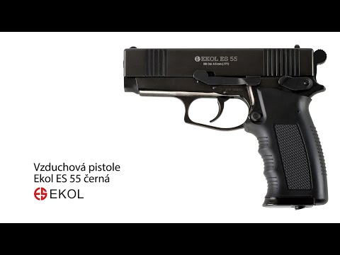 Vzduchová pistole Ekol ES 55