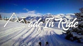 ||MadeInRide|| #1 Ski - Montage GoPro Hero3+ HD