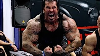 THE SECRET TO GETTING BIG - Rich Piana