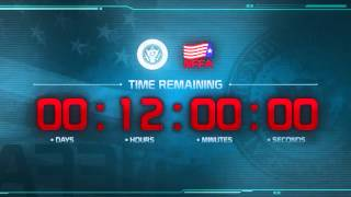 The Purge - Countdown and Announcement HD [2015]