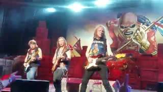 Iron Maiden - The Trooper - Xfinity Center - Mansfield, MA - July 19, 2017