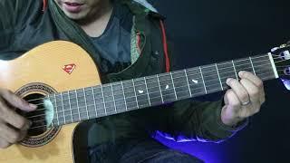 Belajar Teknik Gitar Arpegio Dasar width=