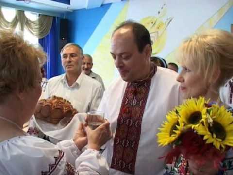 West Ukrainian Wedding Reception