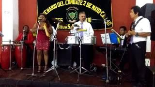 Lloraras - Orq. Vicky Zevallos