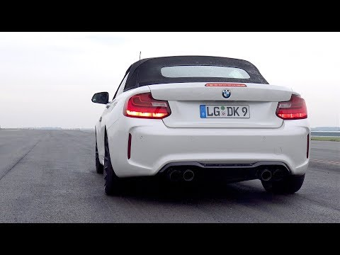550HP BMW M2 Convertible by Kotte Performance!