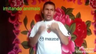 Imitando os animais