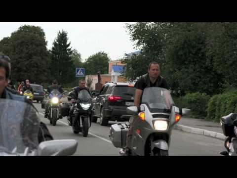 """Meeting Motor Fan Club """"Winds"""" from Ukraine. Part 2/3"""