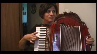 """Fally covers Radiohead's """"No Surprises"""" on the accordion"""