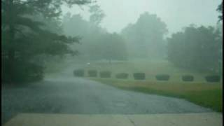 Thunder Heavy Rain and Strong Winds part 2