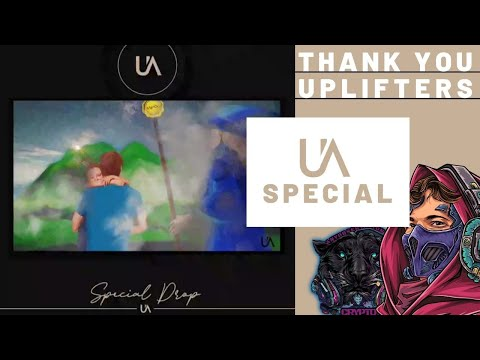 Uplift.art special with Mblu and Corey | Giving out Special Edition NFTs to uplifters!