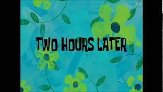 A Few Moments Later Spongebob 2017