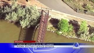Los químicos tóxicos vertidos en el Río Animas tienen a varios estados del país en alerta