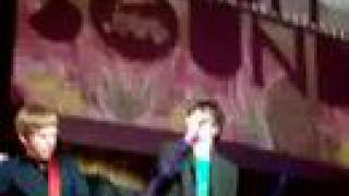 Don't Wake Me Up - The Hush Sound & Brendon Urie 05/08/08