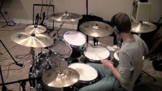 Linkin Park - No More Sorrow drum cover