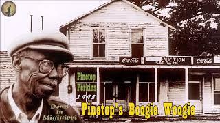 Pinetop Perkins - Pinetop's Boogie Woogie (Kostas A~171)