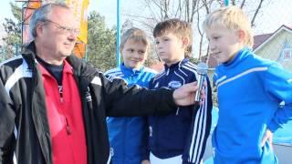Гончаров Иван,Винников Александр и Поникаров Егор,Академия Футбола Краснодар