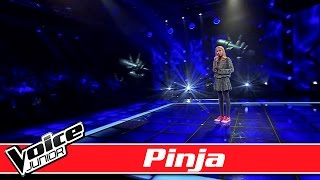 Pinja synger 'Counting Stars' - Voice Junior Danmark - Program 2 - Sæson 2