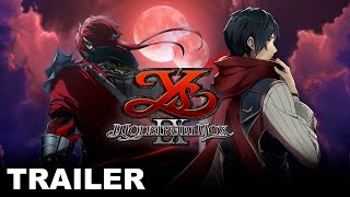 Ys IX: Monstrum Nox launches for Switch in July, new trailer
