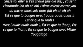 "Mister You ""Roule avec moi"" featuring DJANY (SON + LYRICS)"