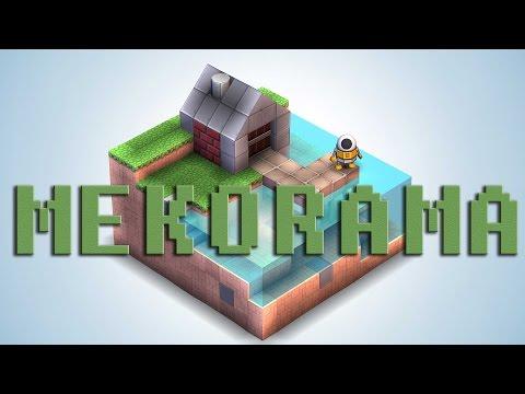 Mekorama Review (Prezentare joc pe Uhans A101S/ Joc Android)