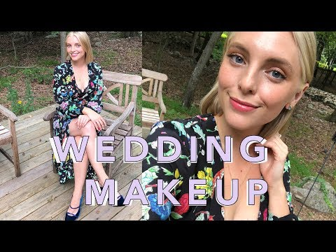 LONG LASTING WEDDING MAKEUP | AD