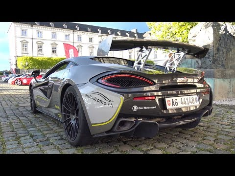 McLaren 540C Coupé 3.8 V8 SSG CLUBSPORT with LOUD Custom Exhaust!