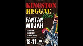 Fantan Mojah - Never Give Up @ Kingston Reggae Club Oostende 2016