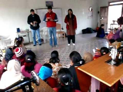 Nepal 2010 Hammer's Lesson
