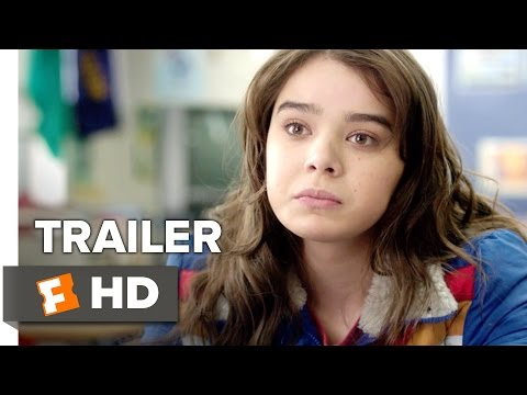 The Edge of Seventeen Official Trailer