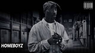 *FREE* 2Pac Type Beat | HOMEBOYZ | Produced by Kryptic Samples | Oldschool | West Coast