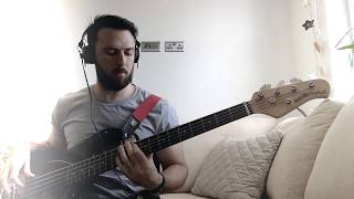 """""""Hook, Line and Sinker"""" (Bass Cover + Tab) Royal Blood"""