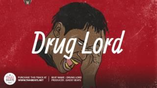 Drug Lord - Hard Trap Instrumental 2017 (Travis Scott Type Beat)