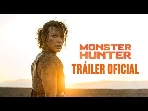 MONSTER HUNTER. Tráiler Oficial HD en español. En cines 4 de diciembre.