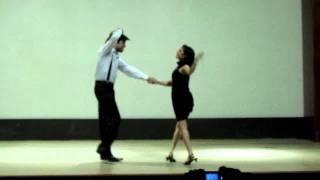 Ballroom Jive [Jhankar 2011, IISc]