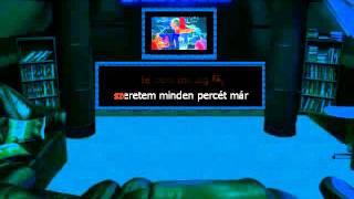 Zséda - Létray Ákos - Valahol (Demo karaoke)