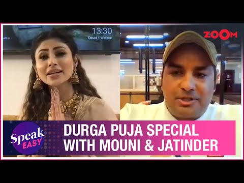 Durga Puja special with Mouni Roy & music composer Jatinder Shah as they talk about new song Jodaa