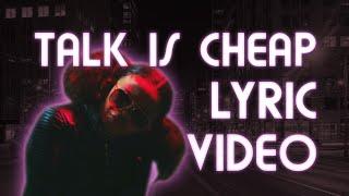 "Brooklyn Queen ""Talk Is Cheap"" Lyric Video"