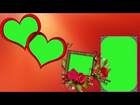 Download thumbnail for Wedding green screen video editing