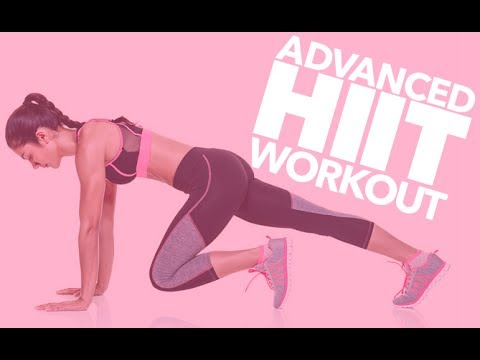 Advanced HIIT Workout (QUICK & PAINFUL!!)