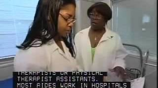 Physical Therapist Aides