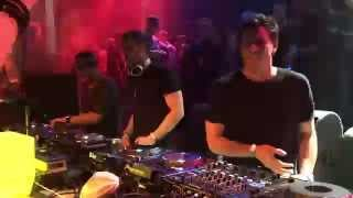 Prok & Fitch and Mark Knight at Amsterdam Dance Event 2015
