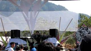 Eat Static Live at Ometeotl Festival - Mexico 2011 (Part 1)