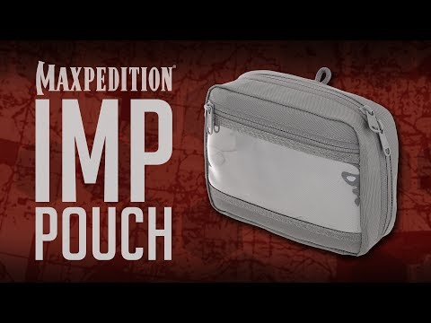 MAXPEDITION Advanced Gear Research IMP Individual Medical Pouch